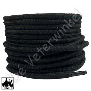 Brandwerend Nomex 5mm Zwart SPECIALE LENGTE