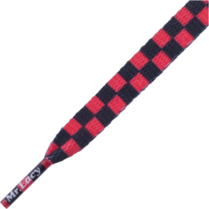 Mr.Lacy Printies Red/Black Checkered